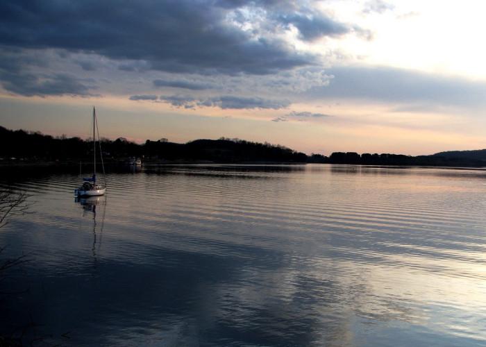 4) Watts Bar Lake