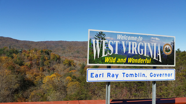 """13) If you ask where we are from, we might just reply """"West By God Virginia."""""""