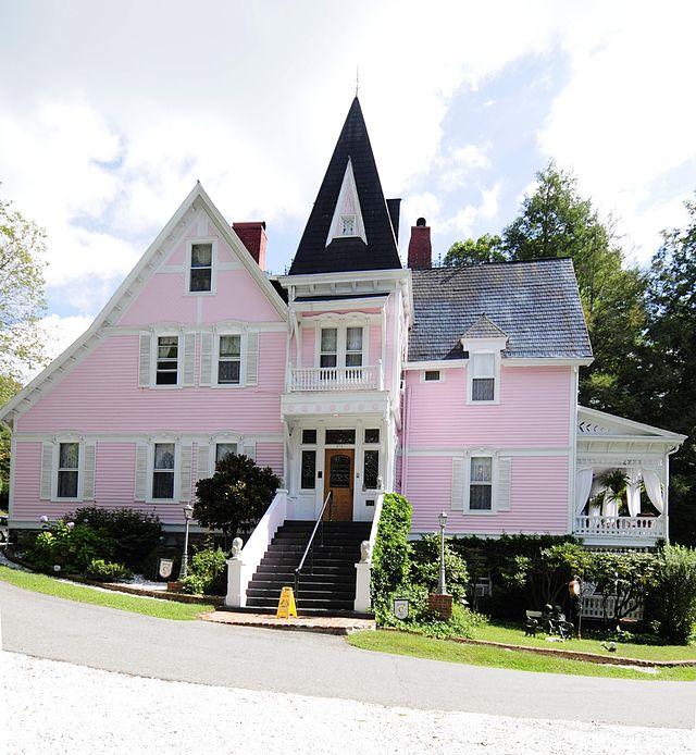 10. William E. Breese House, Asheville