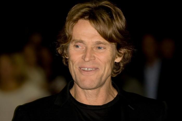 2. Willem Dafoe (Appleton)