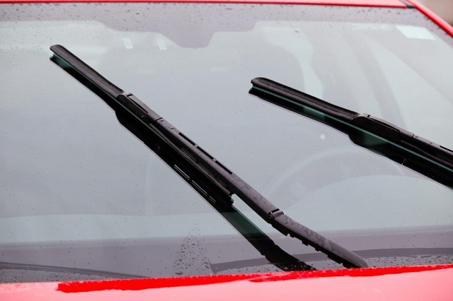 1.) You must have windshield wipers on your car.