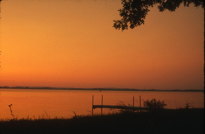 11. Lake Wissota. Beautiful water, and a wonderful place to observe a beautiful sunrise and sunset.