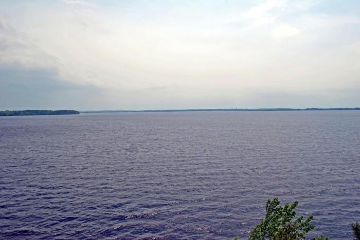 8. Lake Wissota (Chippewa Falls)