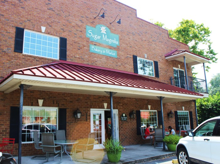 Sugar Magnolia Bakery & Cafe, 106 Savannah Ave, Statesboro, GA 30458