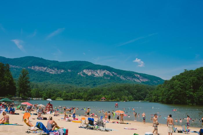 7. Lake Lure