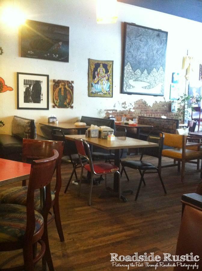 Corner Café, 304 Adamson Square Carrollton, GA 30117