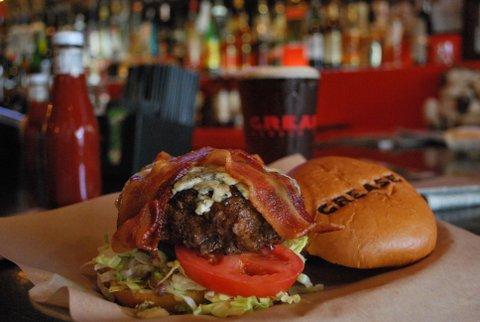 7. Grease Burger Bar, West Palm Beach, FL