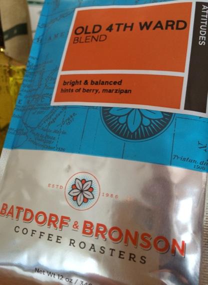 Batdorf & Bronson (coffee)