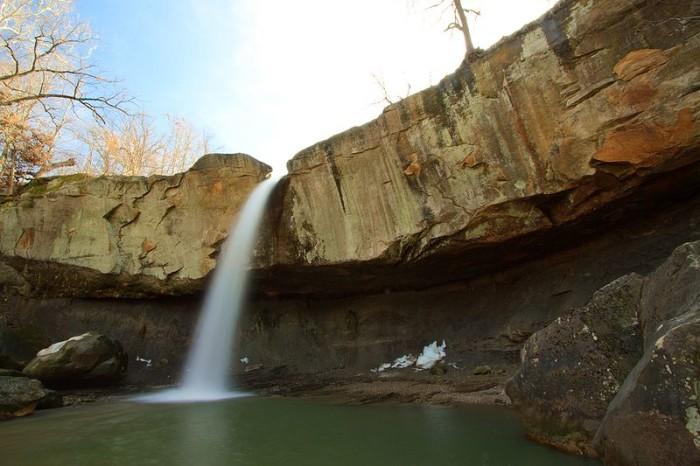 1. Williamsport Falls