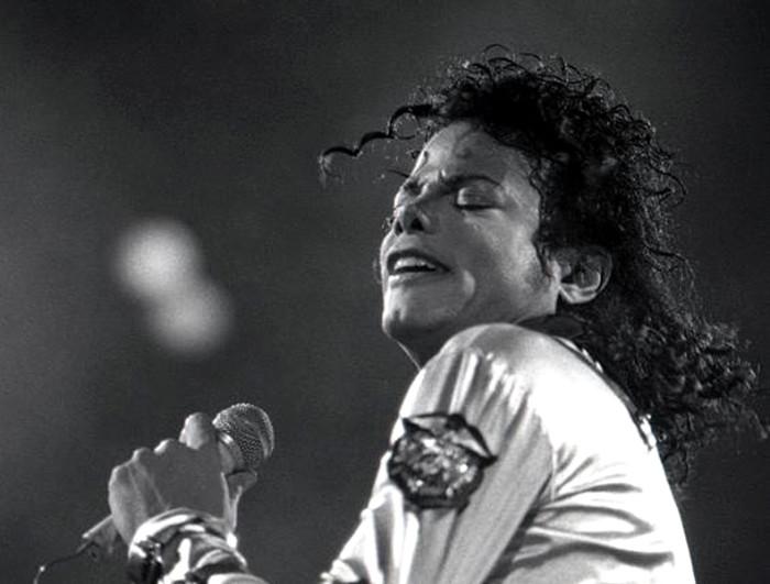 1.) Michael Jackson