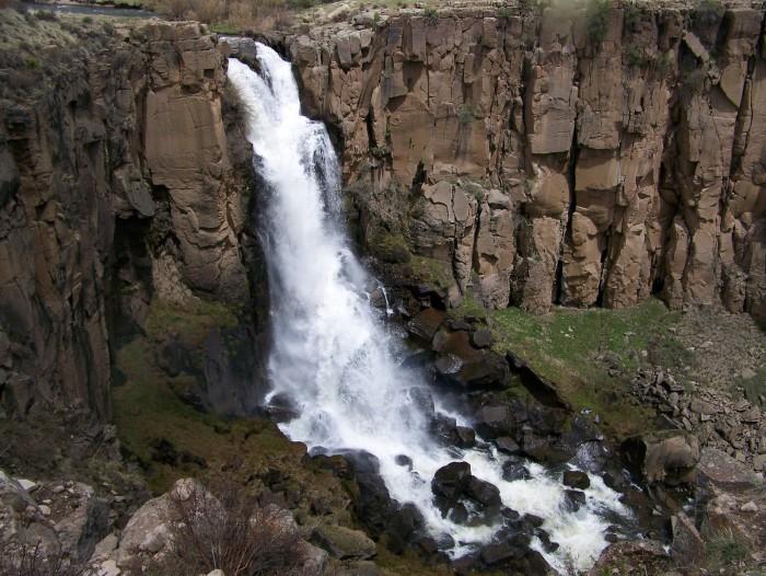 1.) North Clear Creek Falls