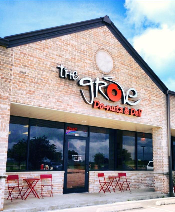 9) The Grove Do-Nutz & Deli - Houston