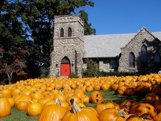 4. Grace Episcopal Church, Asheville