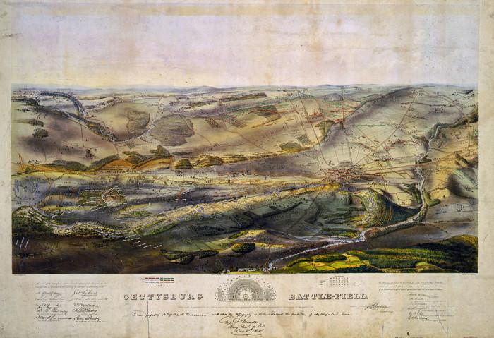 7. Gettysburg Battlefield