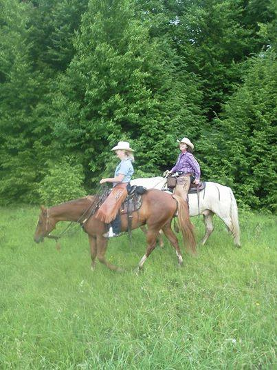 4. Cook Forest Area Scenic Trail Ride & Dude Ranch, Clarion