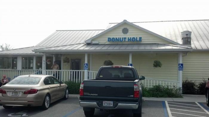 1. Donut Hole Cafe and Bakery in Destin, FL, and Santa Rosa Beach, FL