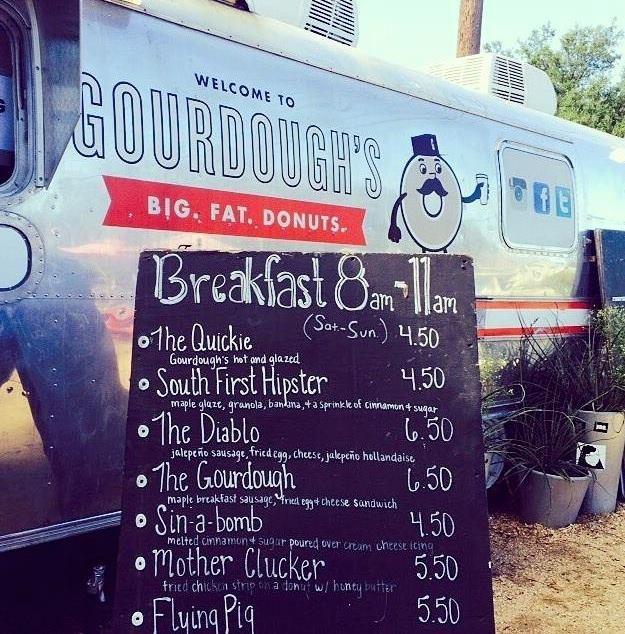 1) Gourdough's - Austin