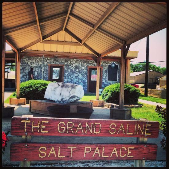 4) Salt Palace Museum (Grand Saline)