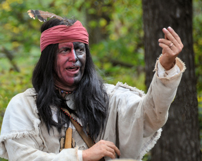 "14) Experienced the outdoor drama ""Tecumseh!"" in Chillicothe."
