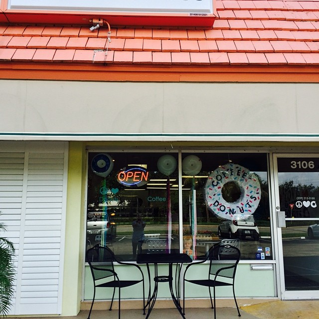 4. Peace Love and Little Donuts in Naples, FL