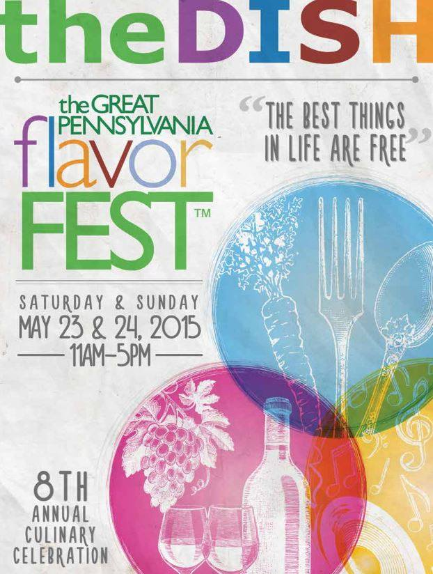 2. The Great Pennsylvania FlavorFest, Mount Hope Estate & Winery