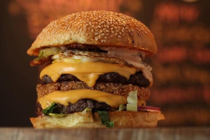 2. Charm City Burger Company in Deerfield Beach, FL