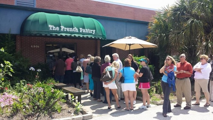 8. The French Pantry in Jacksonville, FL