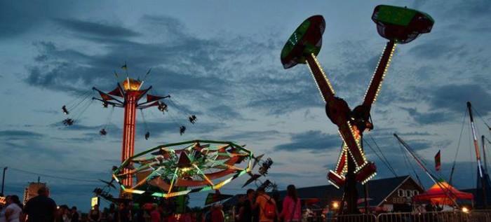 10) Upper Peninsula State Fair, Escanaba
