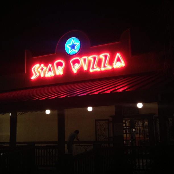 3) Star Pizza - Houston