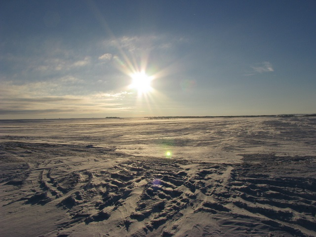 18. Winter in North Dakota