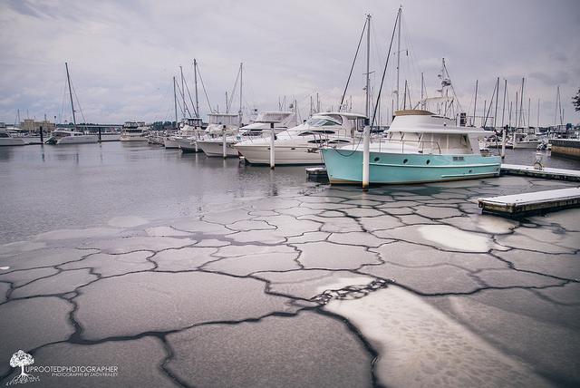 4. Ice storms