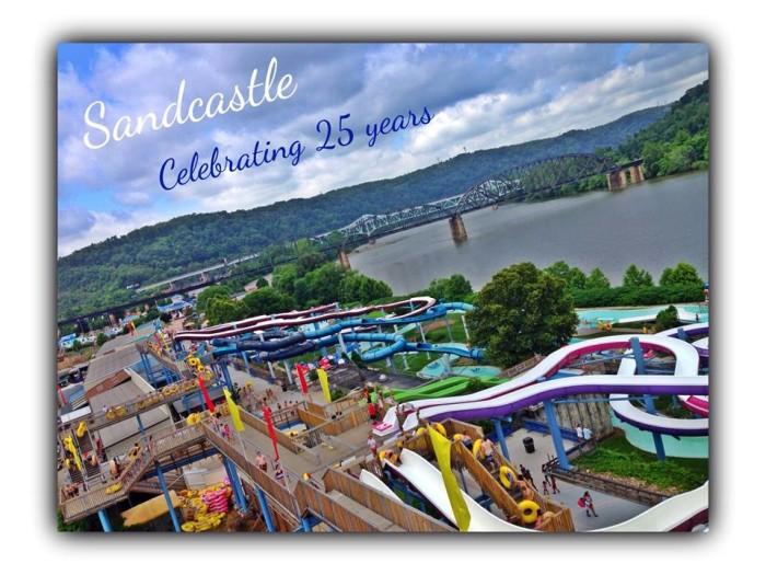 5. Opening Weekend at Sandcastle Water Park, Pittsburgh