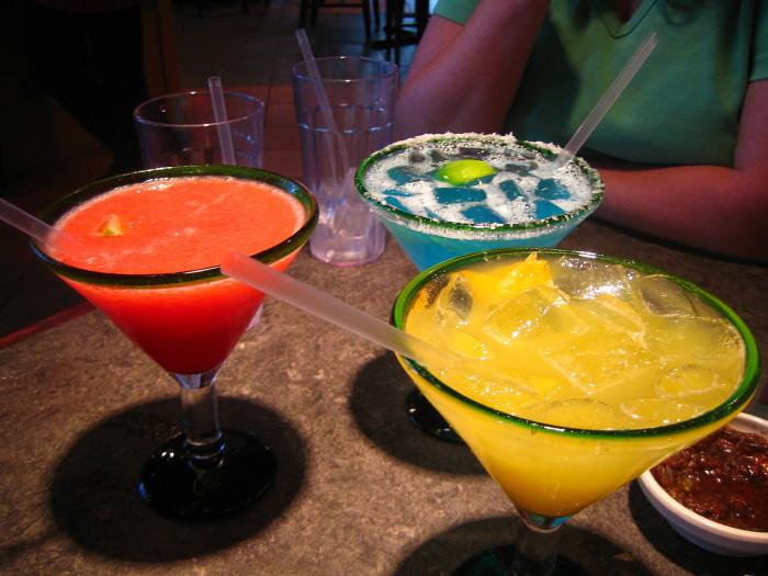 6. Margaritas