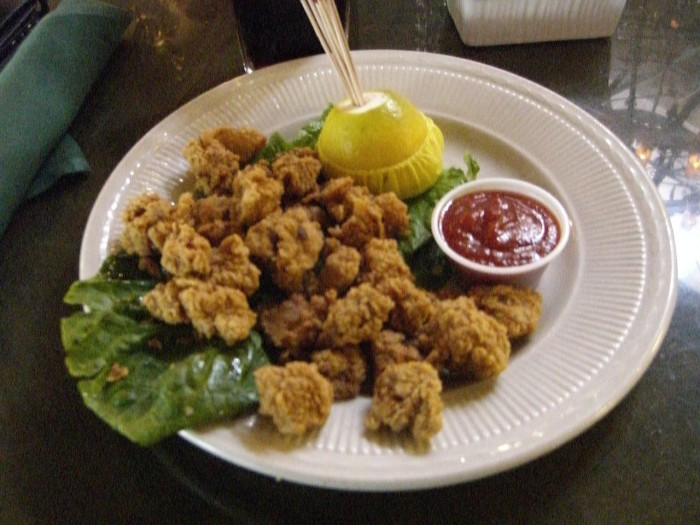 4.) Rocky Mountain Oysters