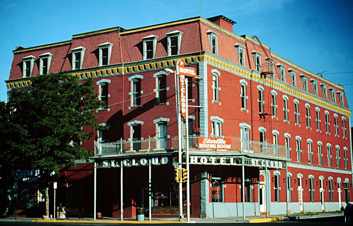 5.) St. Cloud Hotel (Canon City)