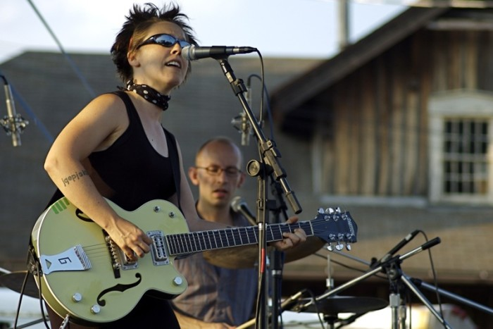3) Nelsonville Music Festival (May) where music truly reigns.