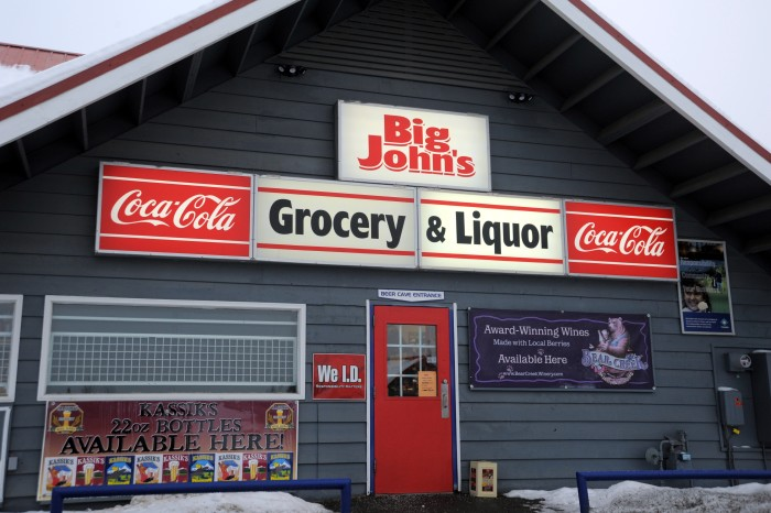 11. Maybe it's just me, but I think it would be kind of nice to be able to buy liquor in the grocery store.