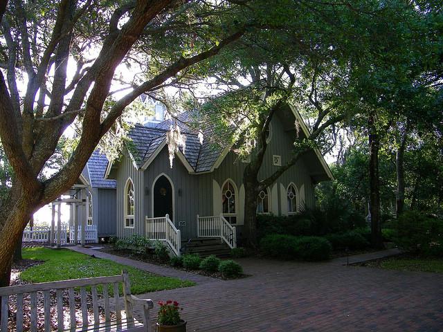 9. Chapel at Bald Head Island