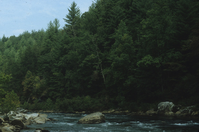 5. Chattooga River and Pendleton, SC