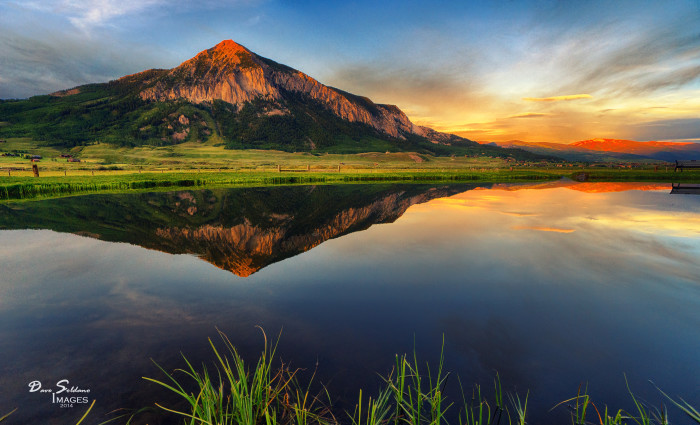 7.) Crested Butte