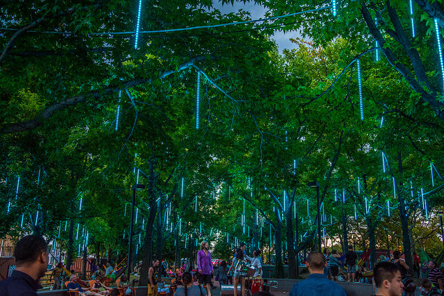 1. Spruce Street Harbor Park, Philadelphia