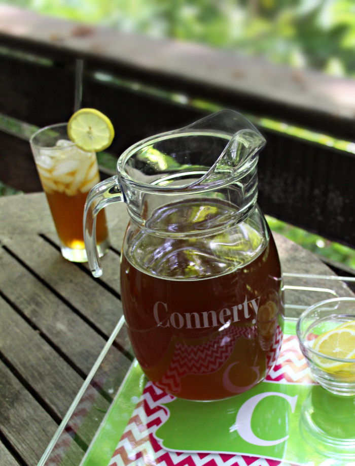 9. Don't drink the sweet tea. Just save yourself now. Otherwise, it may become something you need to have everyday.
