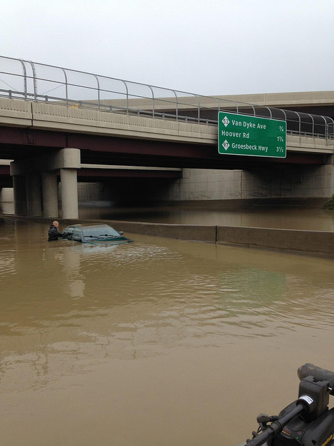 3) Flooding