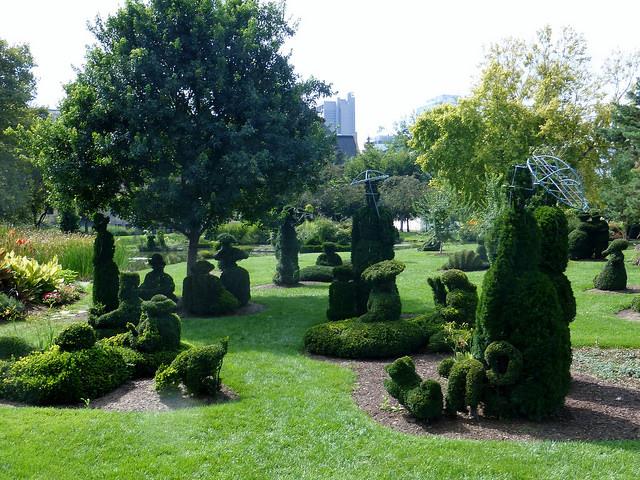 10) Topiary Park (Columbus)