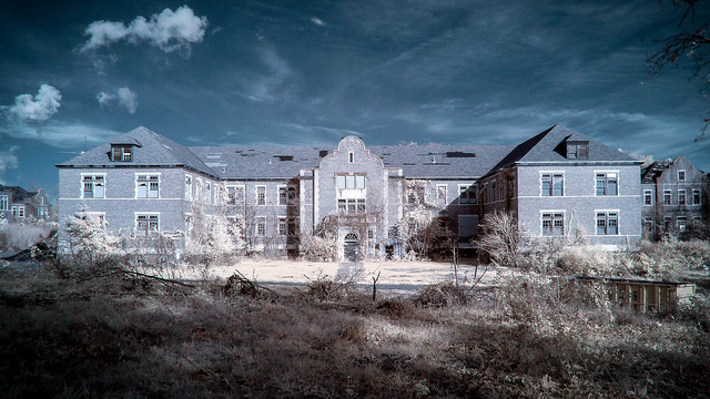 4. Pennhurst State School and Asylum, Spring City
