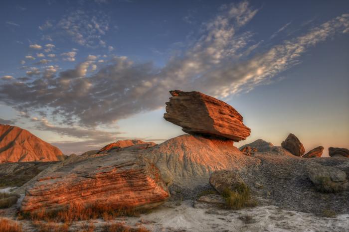 8. Toadstool Geologic Park, Harrison, NE