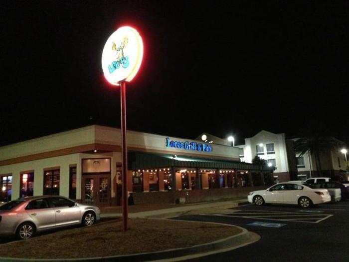 Locos Grill & Pub, Locations in Macon, Statesboro, and St. Simons Island