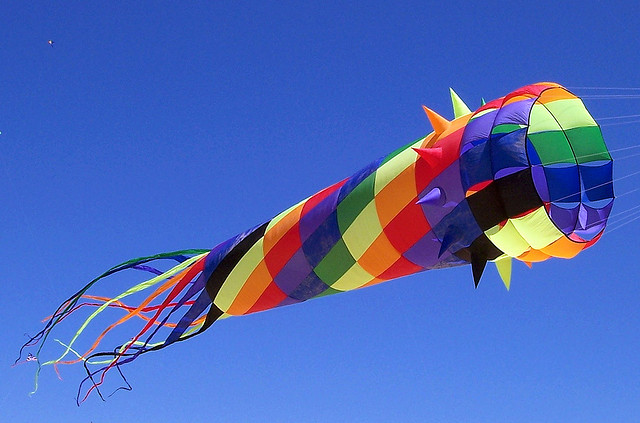 9) Great Lakes Kite Festival, Grand Haven