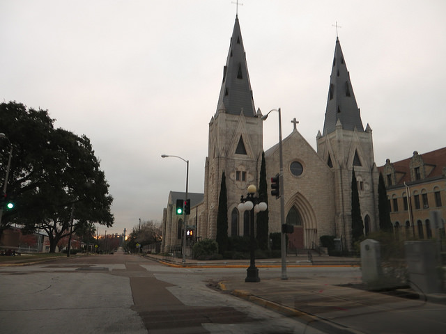9) St. Mary's Catholic Church - Victoria