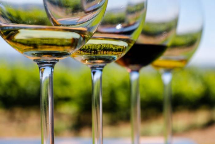 12. La Belle Amie Music and Wine